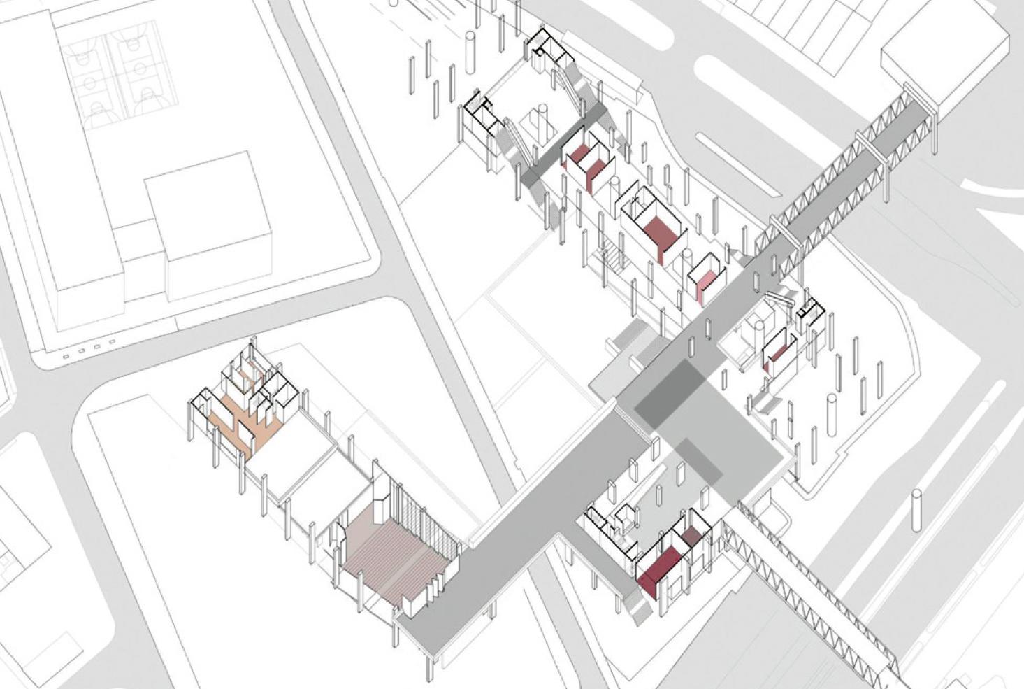 Integrar proyectos de grado de arquitectura en bogot de for Grado en arquitectura