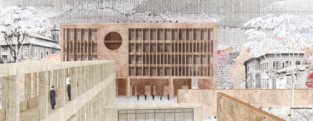 Escala proyectos de grado de arquitectura de la for Grado en arquitectura