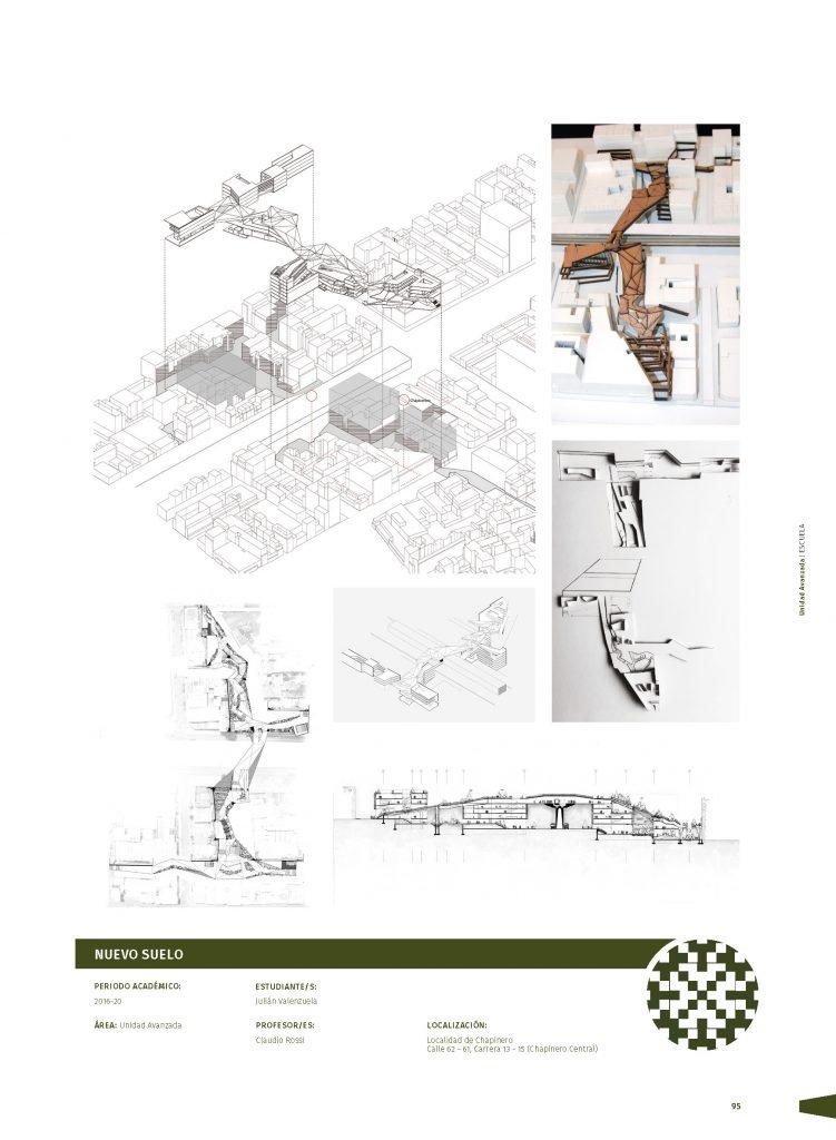 Camuflar proyectos de grado de arquitectura en bogot de for Grado en arquitectura
